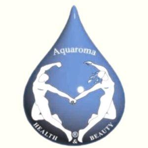 Aquaroma® logo water drop